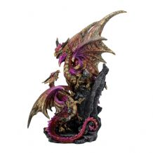 ETERNAL GUARDIAN DRAGON FIGURINE